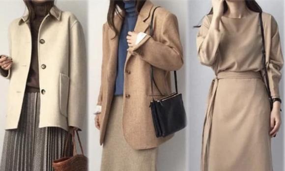 thời trang trung niên, thời trang thu