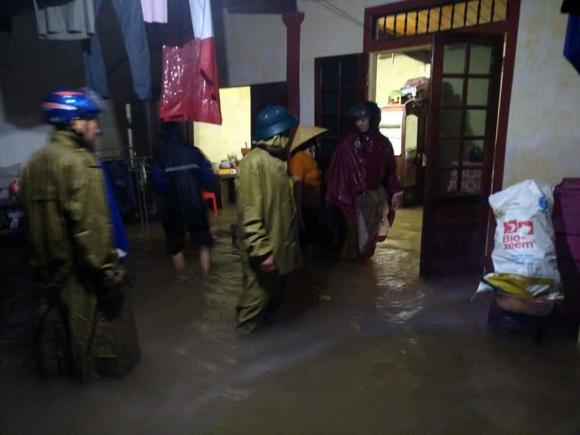 mưa lũ, mưa lũ miền Trung, Nghệ An