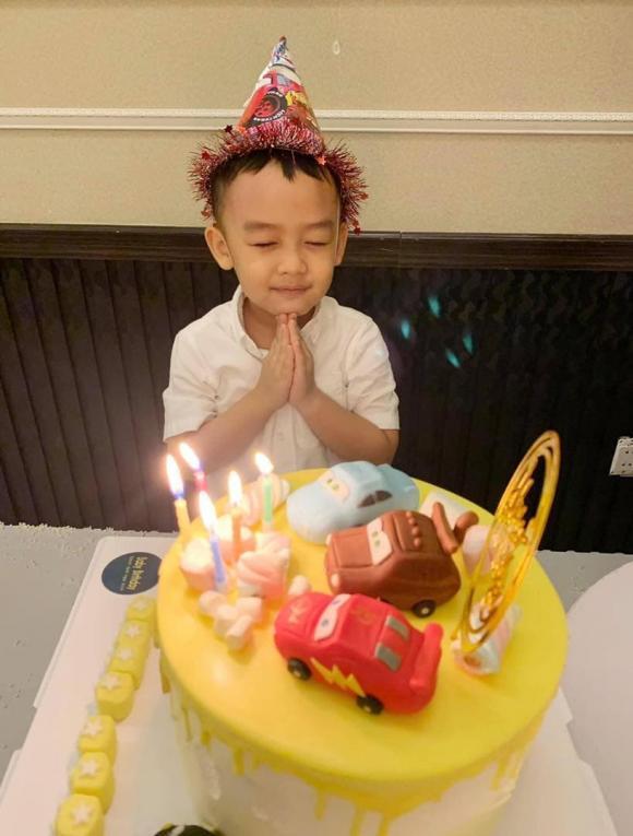 Lê Bê La, sinh nhật con Lê Bê La, Lê Bê La và chồng, sao việt