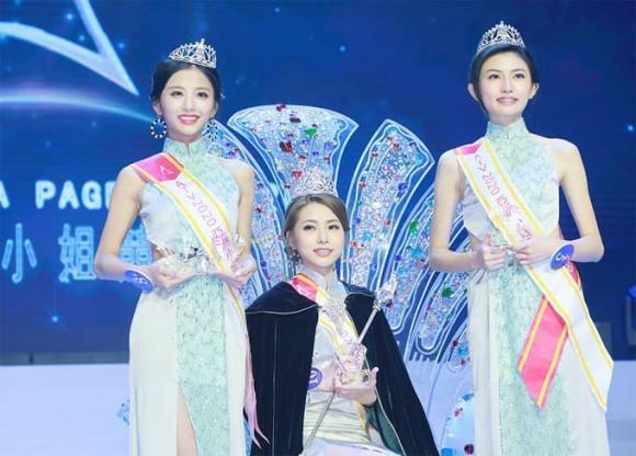 Nhan sắc xinh đẹp của Tân Hoa hậu châu Á 2020