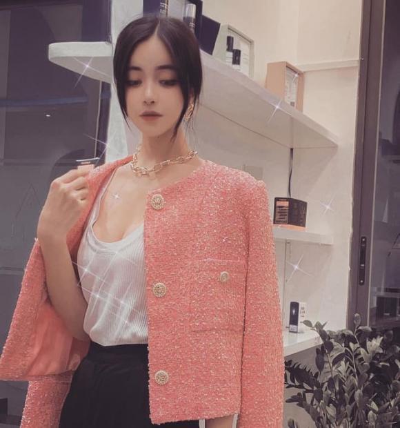 Trang Anna, hot girl Trang Anna, Trần Nghĩa