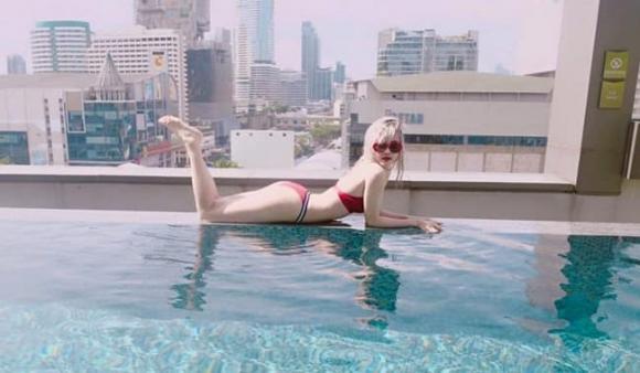 Hiền Hồ, Thiều Bảo Trâm, cách chọn bikini