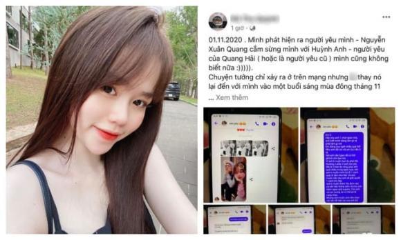 diễn viên Huỳnh Anh, sao Việt, quang hải
