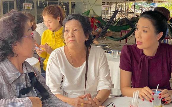 nghệ sĩ Ánh Hoa, diễn viên Trương Ngọc Ánh, NSƯT Thành Lộc, sao Việt