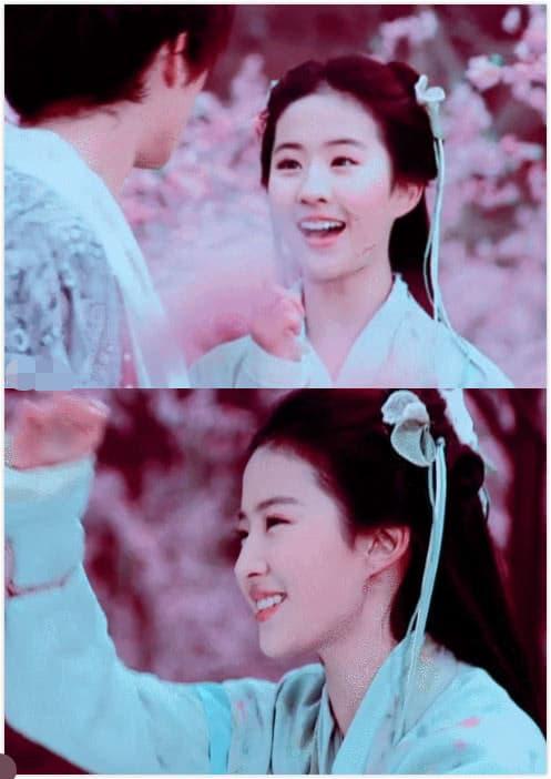 nữ diễn viên mặc đồ cổ trang, Lưu Diệc Phi, Triệu Lệ Dĩnh, sao hoa ngữ