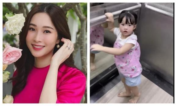 Hoa hậu Đặng Thu Thảo, con trai, đáng yêu, chồng doanh nhân,