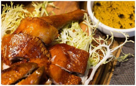 món gà, dạy nấu ăn