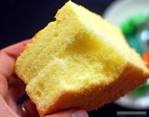 bánh chiffon, dạy làm bánh, dạy nấu ăn