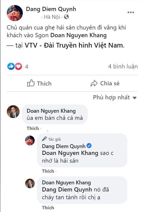 MC Nguyên Khang, MC Diễm Quỳnh, sao Việt