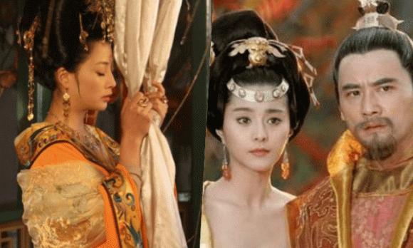 lịch sử trung hoa, hậu cung trung hoa