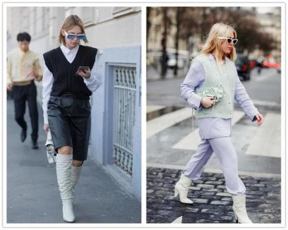 thời trang, áo ghi lê, thời trang thu