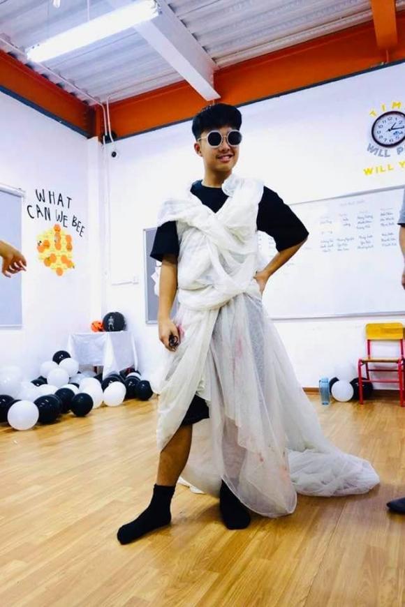 MC Thảo Vân, con trai Công Lý, nghệ sĩ Công Lý, sao Việt