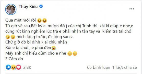 sao Việt, Ngọc Trinh, Linh Rin