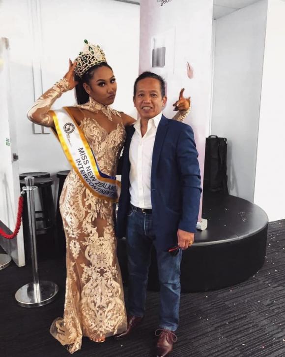 Arielle Kei, Hoa hậu liên lục địa New Zealand 2020, Miss Intercontinental New Zealand 2020