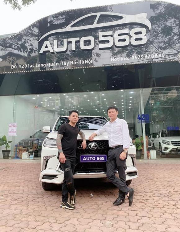 CEO Đào Nguyên, showroom Auto 568