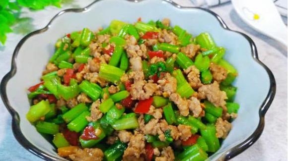 ẩm thực gia đình, món ngon mỗi ngày, món ăn với cần tây