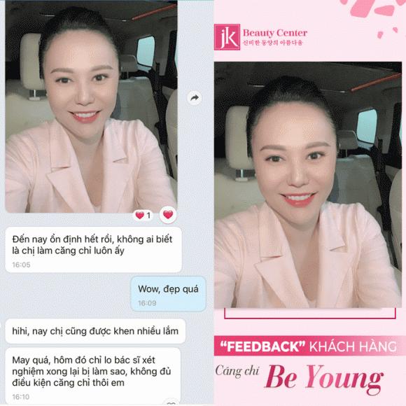 Phòng khám JK Việt Nam, Trẻ hóa da, xóa nhăn, căng chỉ Be-Young
