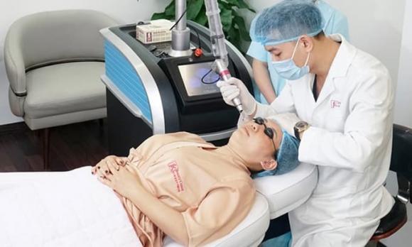 Điều trị rạn da, trị rạn tái cấu trúc Healing Scar, Phòng khám chuyên khoa thẩm mỹ JK Việt Nam