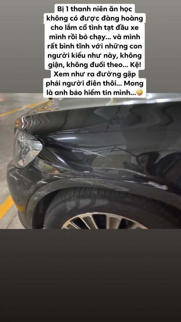 Phạm Quỳnh Anh, xe của Phạm Quỳnh Anh, sao Việt