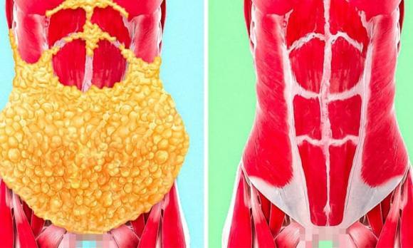 giảm cân, giảm béo, đốt cháy mỡ