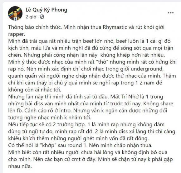 Rhymastic, rapper, Torai9, sao Việt