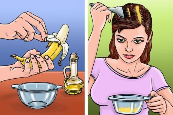 ngăn gầu, cách giảm gàu, cách chăm sóc tóc