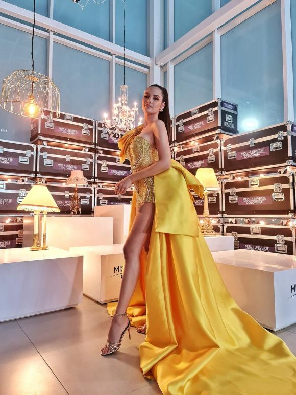 Hoa hậu Hoàn vũ 2018, Catriona Gray, Hoa hậu Hoàn vũ
