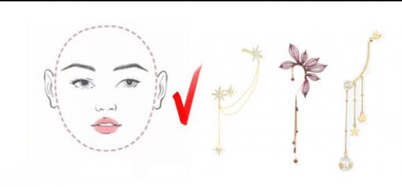 chọn hoa tai, bông tai, khuyên tai