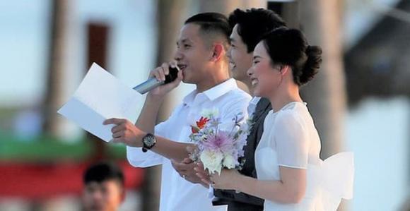 Quang Hải thừa nhận không may mắn trong tình cảm tại đám cưới Công Phượng