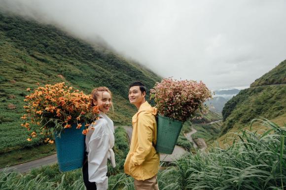 Quang Vinh, Quang Vinh du lịch Hà Giang, ngắm hoa tam giác mạch