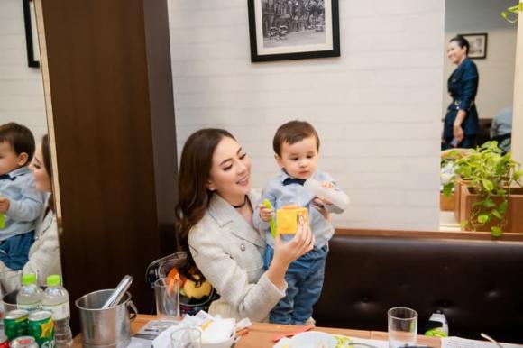MC Phương Mai, con trai Phương Mai, sao Việt