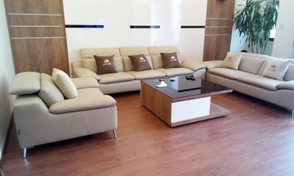 Thế giới sofa, sofa phòng khách, sofa da thật