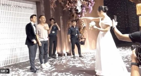 Công Phượng, Viên Minh, cầu thủ Lê Văn Sơn, Đám cưới Công Phượng