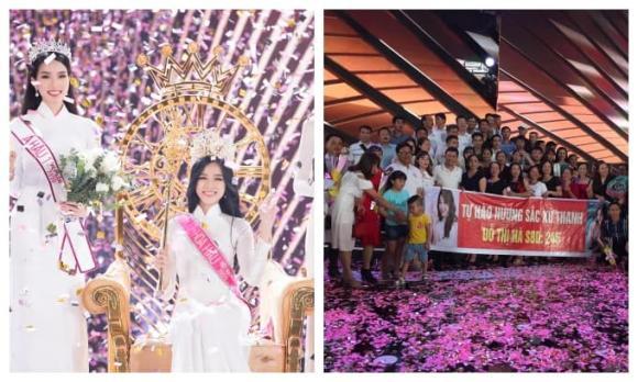 Hoa hậu Đỗ Thị Hà, Hoa hậu Việt Nam 2020, sao Việt
