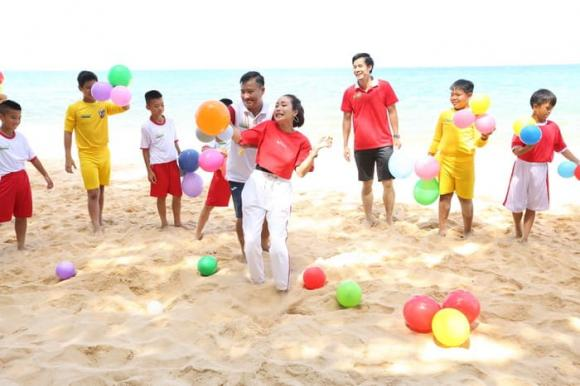 L'Azure Resort and Spa Phu Quoc, Cầu thủ nhí 2020, Ốc Thanh Vân