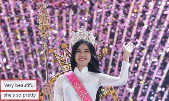 hoa hậu Đỗ Thị Hà, Hoa hậu Việt Nam 2020, người mẫu Trang Trần, sao Việt