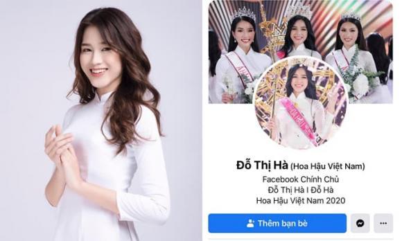Tiểu Vy, Đỗ Thị Hà, Hoa hậu Việt