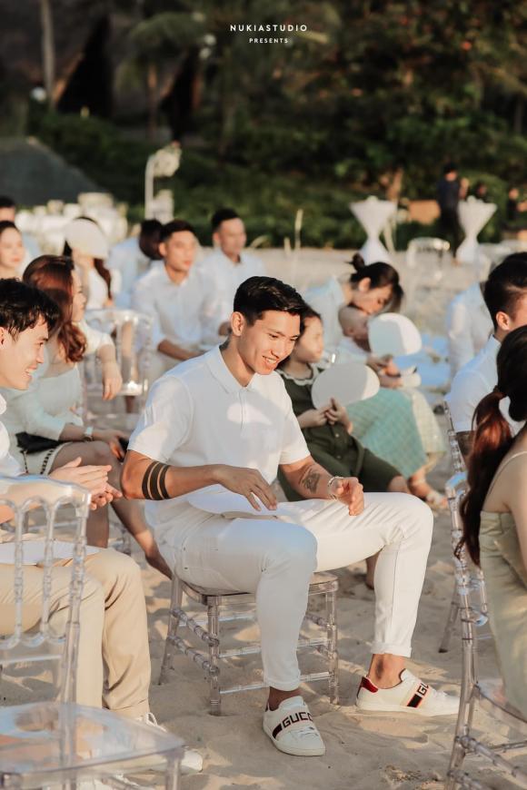 Doãn Hải My, Đoàn Văn Hậu, đám cưới Công Phượng