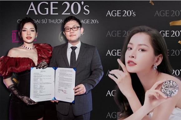 mỹ phẩm Hàn Quốc, mỹ phẩm AGE20's, Chi Pu