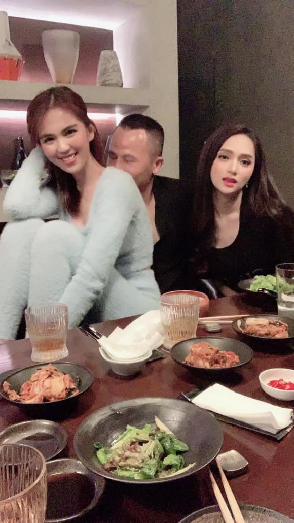 hoa hậu Hương Giang, nữ hoàng nội y Ngọc Trinh, sao Việt