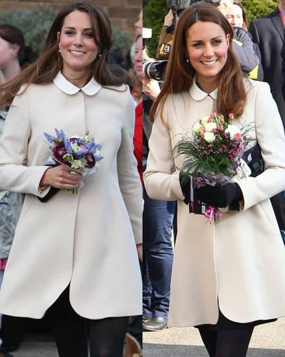 Công nương Kate, mặc gì khi mang bầu