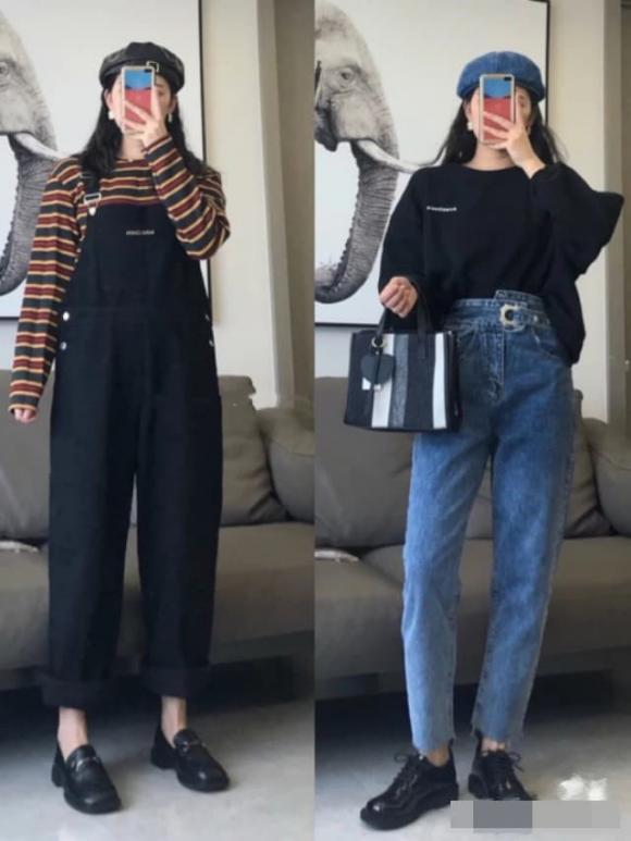 thời trang thu, phong cách hàn quốc, xu hướng thời trang 2020