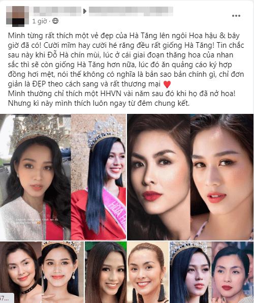 hoa hậu Đỗ Thị Hà, diễn viên Tăng Thanh Hà, sao Việt