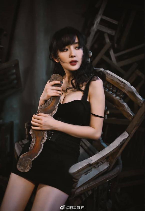 Dương Mịch, bikini, body sexy, mỹ nhân Trung Quốc