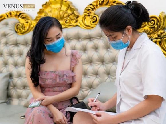 Trị rạn da, Phòng khám chuyên khoa Phẫu thuật tạo hình thẩm mỹ Venus, Venus by Asian