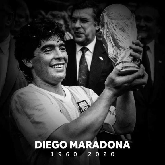 maradona, diego maradona, maradona mất vì bệnh gì
