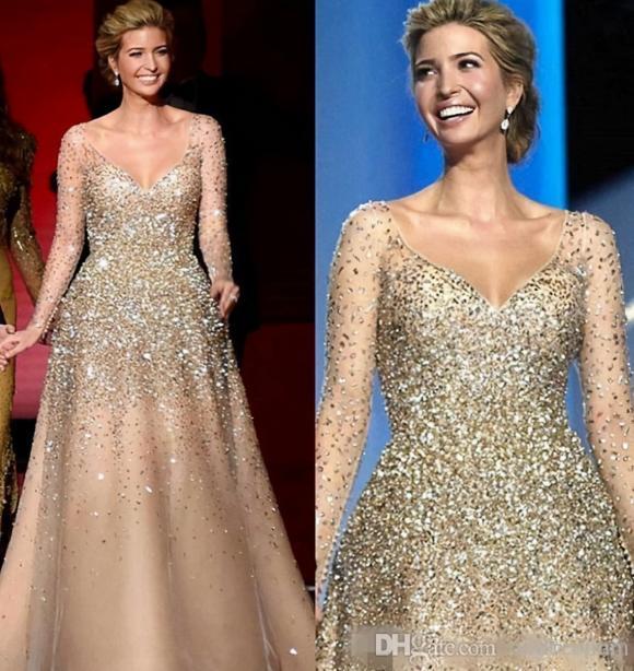 Ivanka Trump, con gái cựu tổng thống Trump
