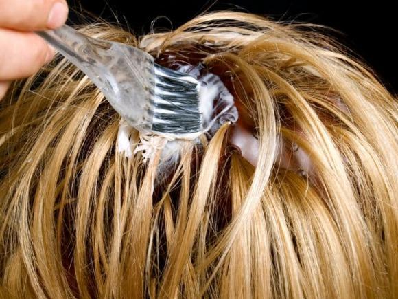nhuộm tóc, tóc đẹp, chăm sóc tóc
