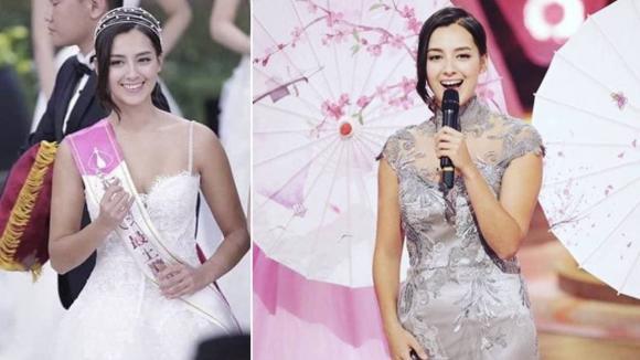 Hoa hậu Hồng Kông,tạ gia di