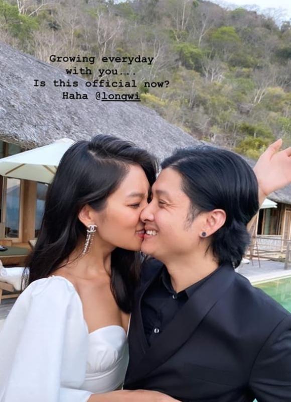 Giám đốc Việt kiều Huy Trần, bạn gái Huy Trần, Huy Trần